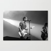 time low Canvas Prints featuring All Time Low by Ashton Garner