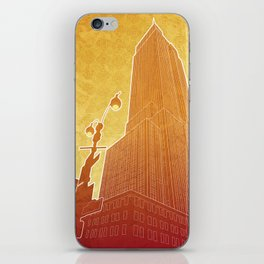 New Empire City iPhone Skin