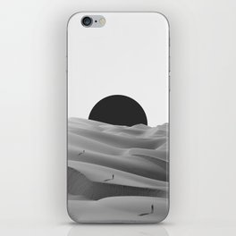 idle. iPhone Skin