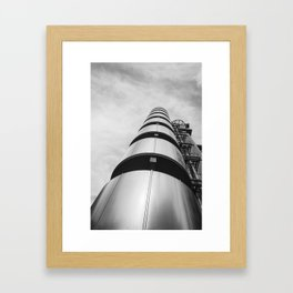 Lloyds building Framed Art Print