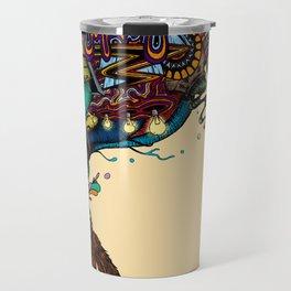 BigFoot & the Electrogasms Travel Mug