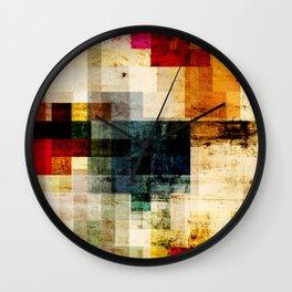 Components XLI Wall Clock