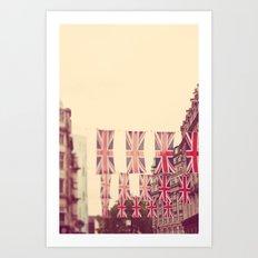 Jubilee Art Print