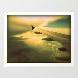 The Wing Art Print