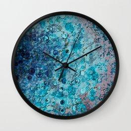 Frozen Dreams Wall Clock