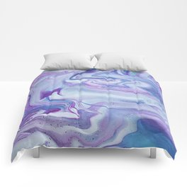 Lavender Haze Comforters