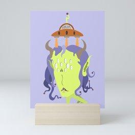 Soup Searcher Mini Art Print