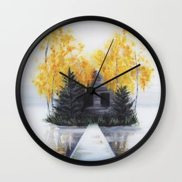 For the chosen Wall Clock