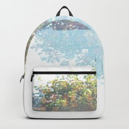 Where the sea sings to the trees - 3 Backpack