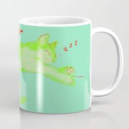 Not a morning cat Coffee Mug