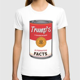 Trump's Canned Goods T-shirt