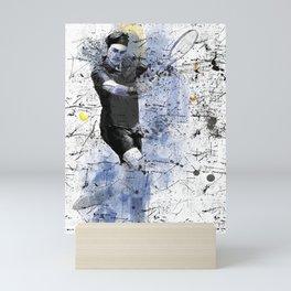 Game, Set, Match Mini Art Print