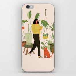 Migrating a Plant iPhone Skin