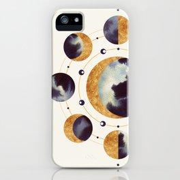 Lunar Light iPhone Case