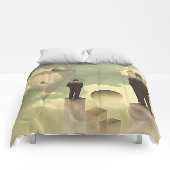 Greenhouse Effect Comforters