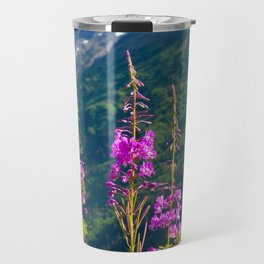 Fireweed ~ Mid-Summer Travel Mug