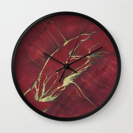 Meditations - Mercury Wall Clock