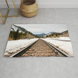 Colorado Railway Rug