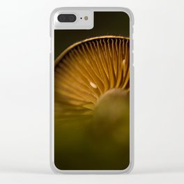 Secrets of the underbrush Clear iPhone Case