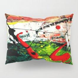 Vectorised Abstract art Pillow Sham