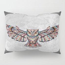 Moon Owl Pillow Sham