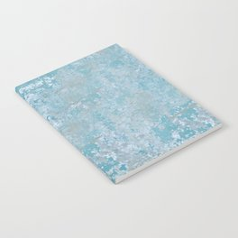 Vintage Galvanized Metal Notebook
