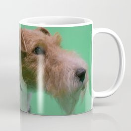 Wire Haired Fox Terrier Coffee Mug