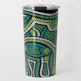 Green Ellie Travel Mug