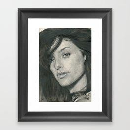 Erica Cerra ~ Jo Lupo ~ Eureka Framed Art Print
