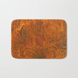 Iron and Rust (Patina series) Bath Mat