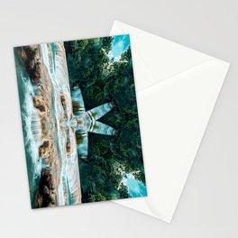 Kaleidoscape: Agua Azul Stationery Cards
