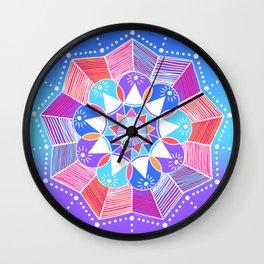 Sail Away Home Wall Clock