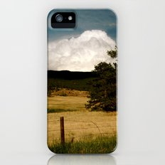 Cloud Filled Western Sky Slim Case iPhone (5, 5s)