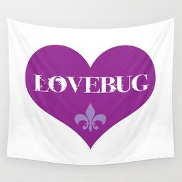 Lovebug Wall Tapestry