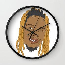 Fetty Wap Wall Clock