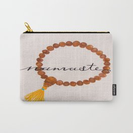 Namaste Prayer Beads Carry-All Pouch