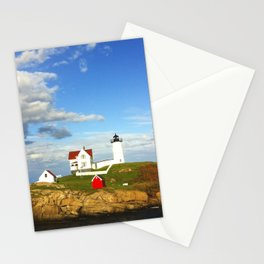 Nubble Lighthouse Stationery Cards