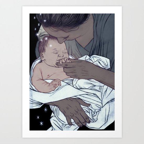 Immanuel Art Print