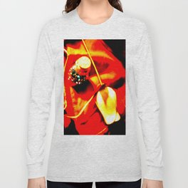 Plastic Flowers 2 Long Sleeve T-shirt