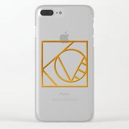 L O V E - Symbol Clear iPhone Case