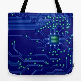 Electronics board Tote Bag