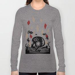 Crânio Long Sleeve T-shirt