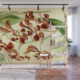 Cyrtochilum serratum Wall Mural