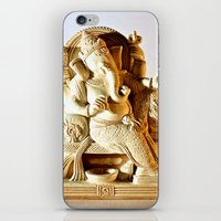 ohm iPhone & iPod Skins featuring Ohm by Will D'angelo