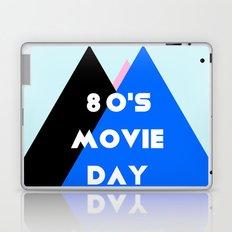 80's Movie Day Laptop & iPad Skin