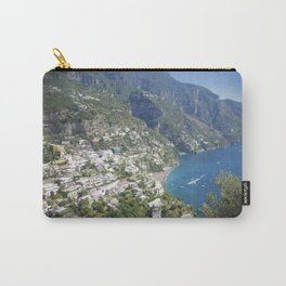 Photo seascape Amalfi Coast Italy Carry-All Pouch