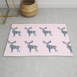 Stags Rug