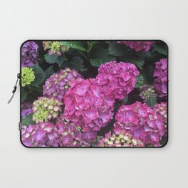 Pink Raindrops 2 Laptop Sleeve