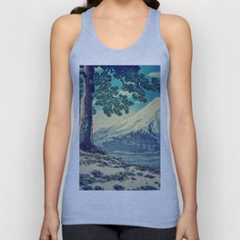 After the Snows in Sekihara Unisex Tank Top