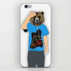 BEARMAN iPhone & iPod Skin